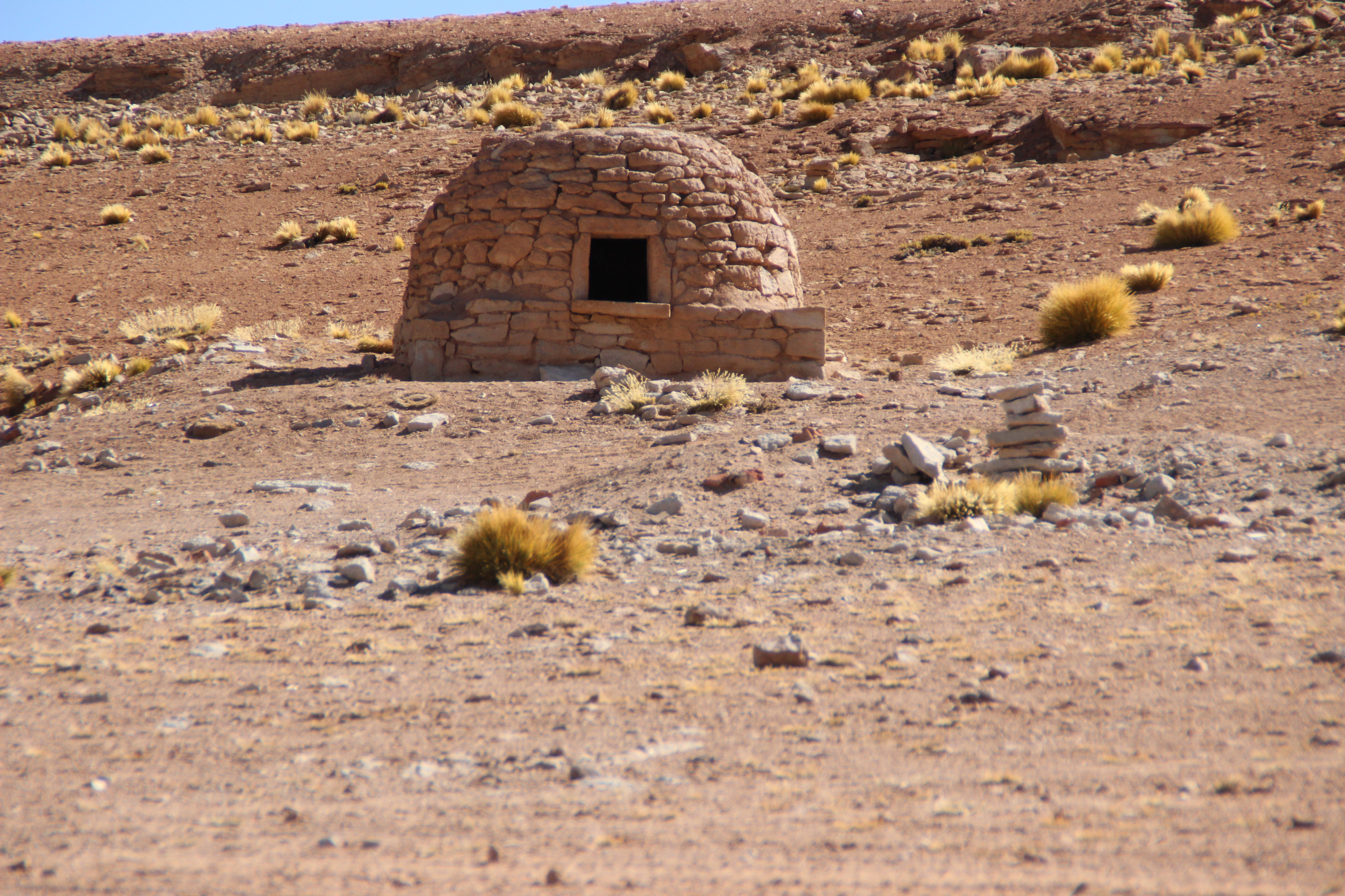 Stone oven