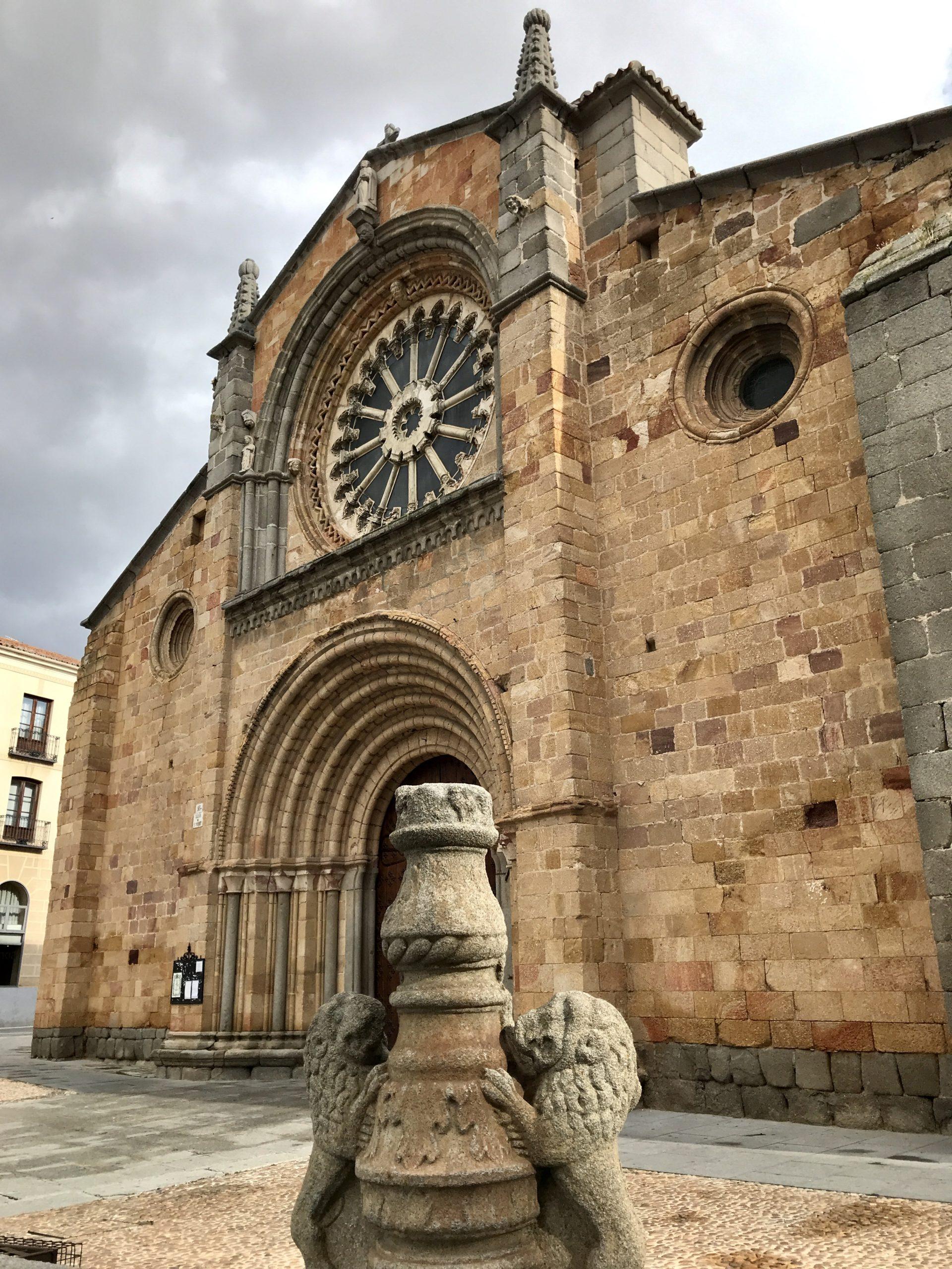 Church of San Pedro Apóstol in Ávila