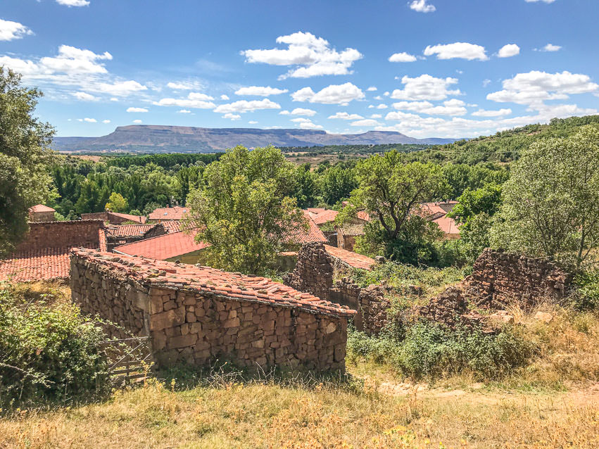 Unplugging for the weekend in rural Spain