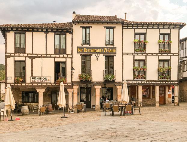 Plaza de la infanta doña Urraca