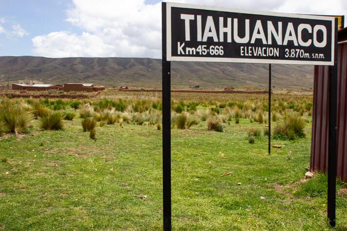 Tiwanaku is also known as Tiahuanaco