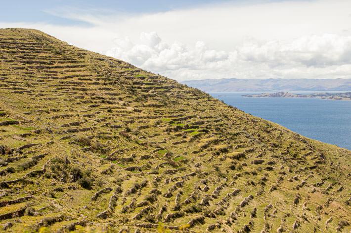 Sukakullos abound around the lake Titicaca area