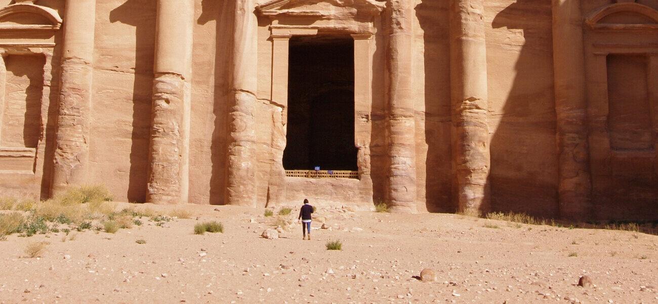 Destination Jordan