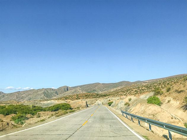 Time to head back to Tarija