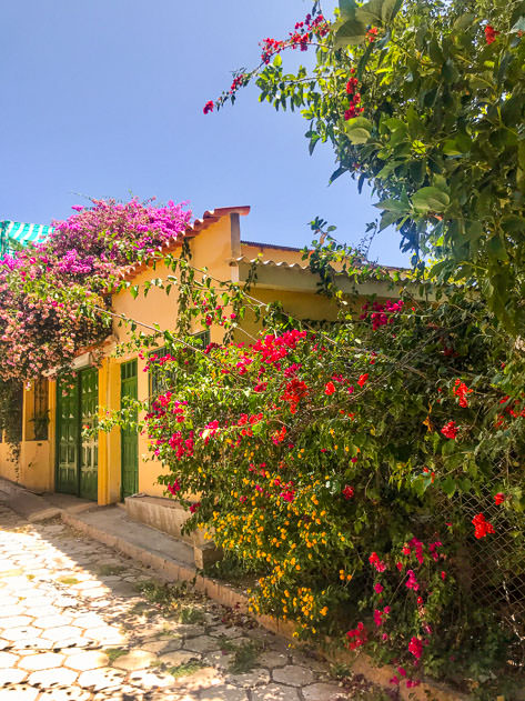Colorful Villa Abecia